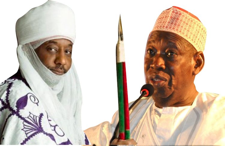 Ganduje: Discussions ongoing to resolve dispute with Sanusi