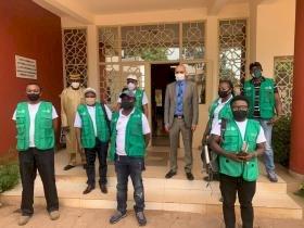 European Union donates Gambia €9 million to fight covid-19