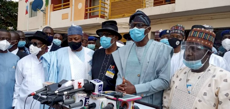 Ondo: We won't take PDP for granted, APC campaign will be issues-based ― Sanwo-Olu