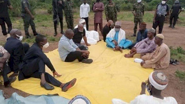 El-Rufai lauds Fulani, Ham for de-escalating tension.
