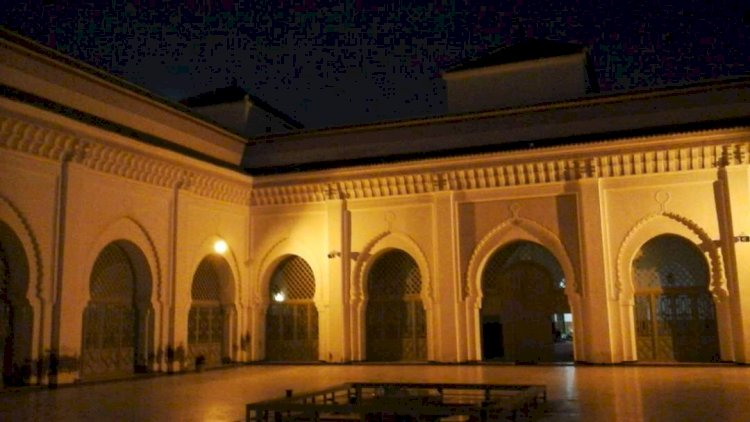 "The Bab Dukkala Masjid: Founded by the Fulani Female ""Saint"" of Morocco."