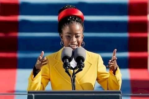 22-Year Old Poet Amanda Gorman Stuns At Biden Inaugural