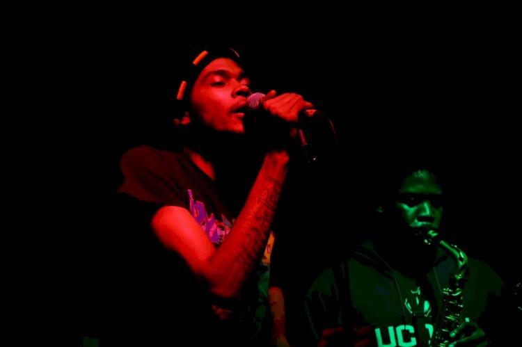 Prince Negasi — a Reggae Singer,