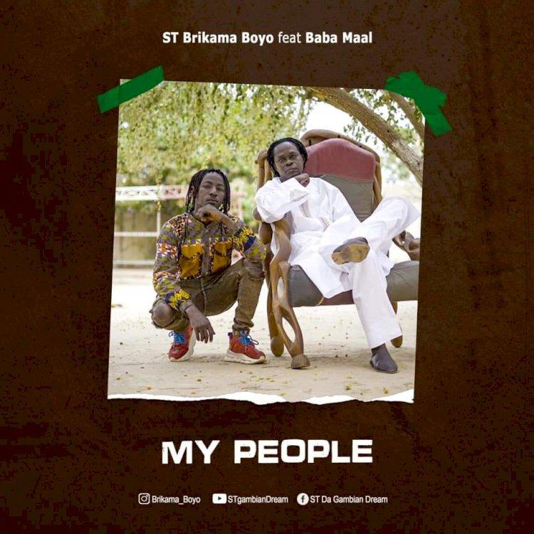 ST BRIKAMA BOYO MAKES HISTORY WITH LEGENDARY BABA MAAL SONG