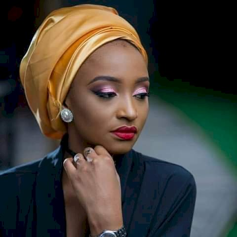 I Don't Believe In Love Out Loud – Rahama Sadau