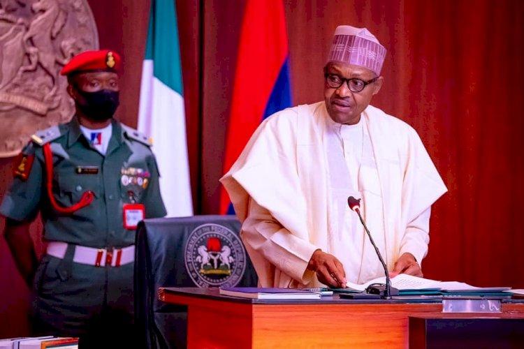 Cyber terrorists causing tension in Nigeria, says Buhari