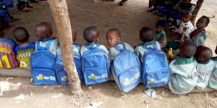 Mayo Fadam, Suburbs of Mayo-Selbe, in Gashaka LGA where pupils