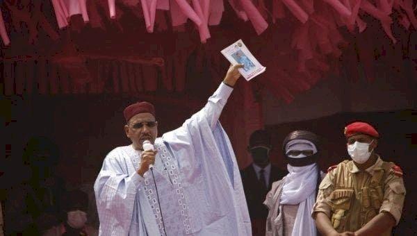 Mohamed Bazoum Wins Niger's Presidential Runoff