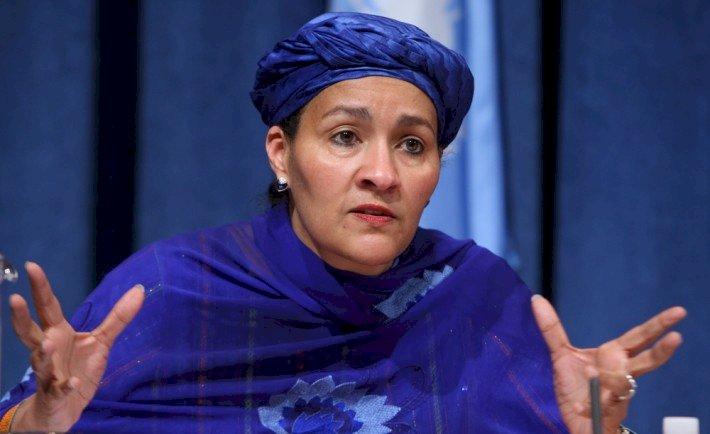 Nigeria's Economy On Right Direction — UN Envoy, Amina Mohammed