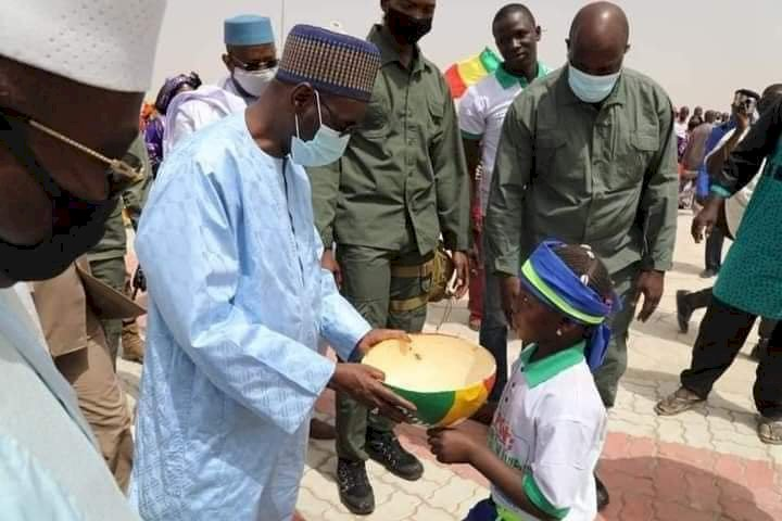 Mali: Prime Minister Moctar OUANE inaugurated the 2nd Kayes bridge
