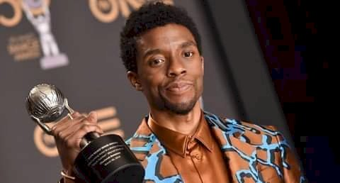 Six Months After Death, Chadwick Boseman Wins 'Best Actor' At Golden Globes