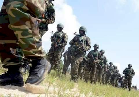 Nigerian troops eliminate many ISWAP fighters at 4 Camps in Abadam