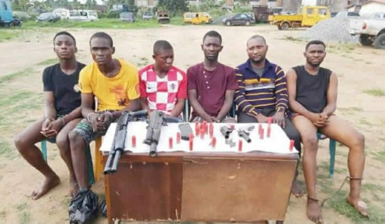 How We Formed Gang During #EndSARS, Robbed, Killed Two #PoS Operators –Suspects