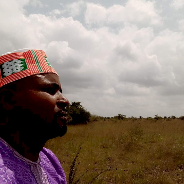 The 'uneducated' Fulani herdsman who reads, writes and is big on social media