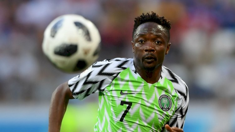 Super Eagles Hit Gym For Benin, Lesotho
