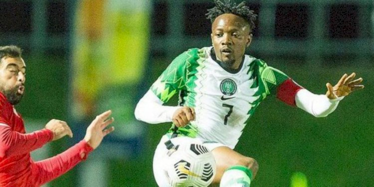 Free Agent Ahmed Musa Depending On Summer Transfer Breakthrough