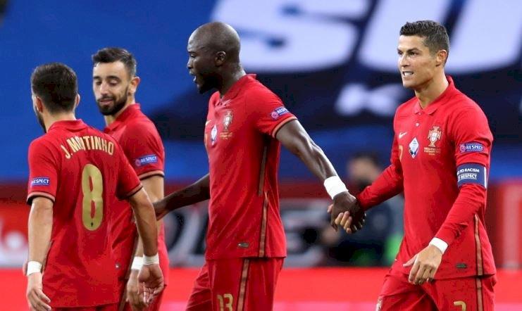 World Cup: Ronaldo fires blank as Portugal beat Azerbaijan