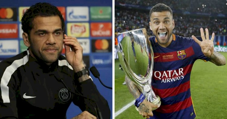 LaLiga: 'They called me crazy' – Dani Alves opens up on why he left Barcelona