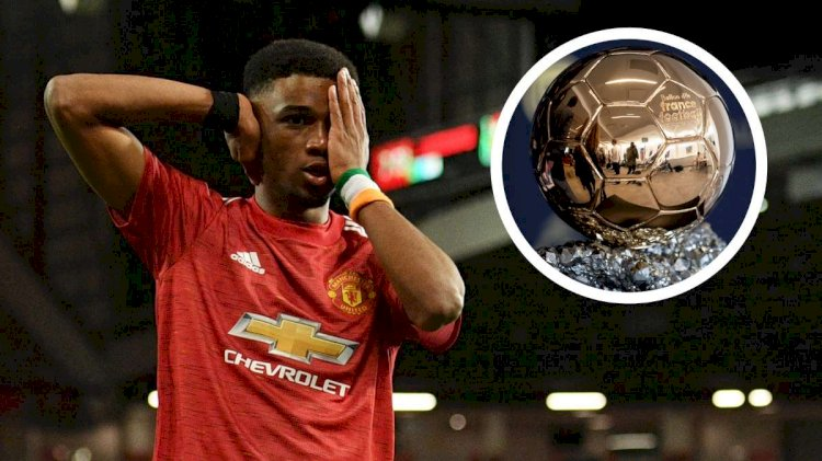 Amad has the quality to fight for a Ballon d'Or in five years' - Man Utd's NXGN star tipped for the very top