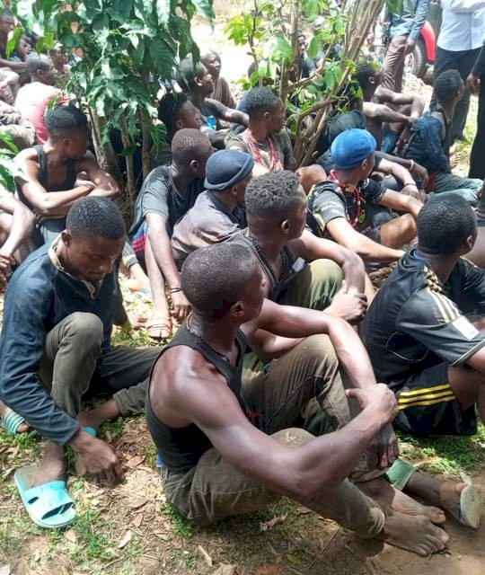 Ebonyi Crisis: 55 Out Of 66 Arrested Suspects Escape From Custody