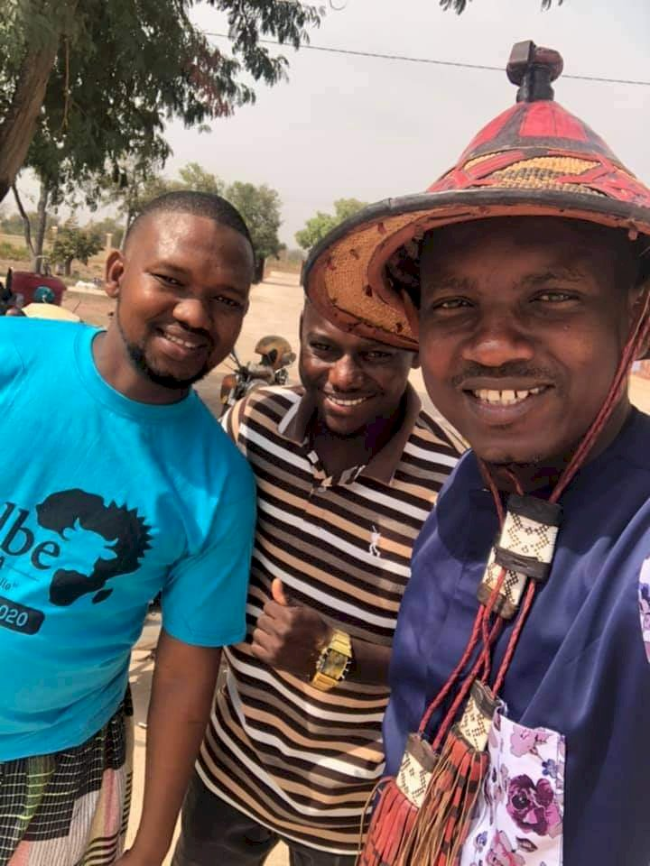 Ahmed Barry the Fulani activist during his tour to some part of west Africa made it clear and said the hard truth to Fulani's.