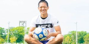 I'll play at World Cup for Ghana if they'd accept me - Morishita