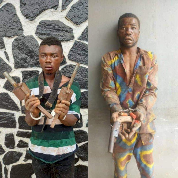 Yoruba cultist arrested in Lagos
