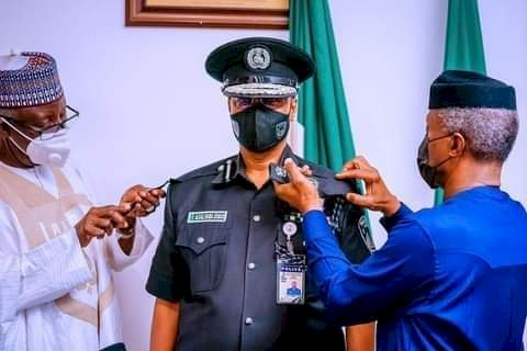 Disquiet At Force HQ As Adamu Hands Over To Acting IGP