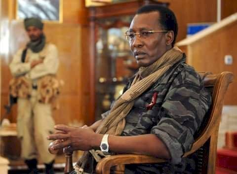 President Buhari idriss Deby was gallant leader