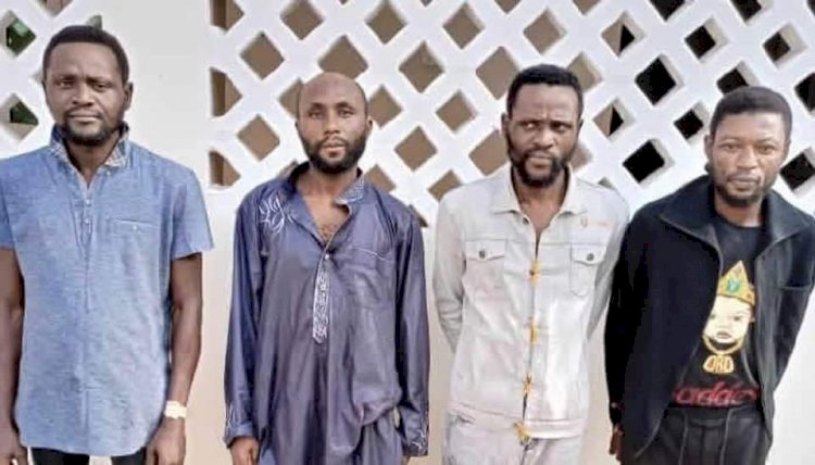 Soldier's sons, identical twins nabbed for armed robbery