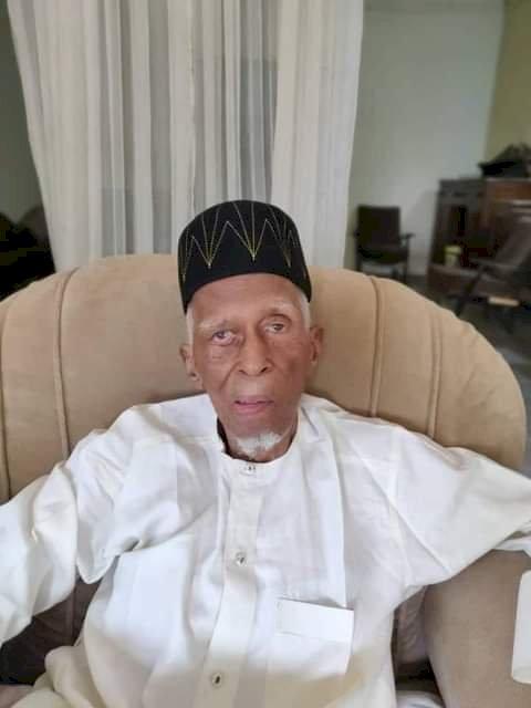 ALHAJI ABDULLAHI DANBURAM JADA (1924 - 2021)