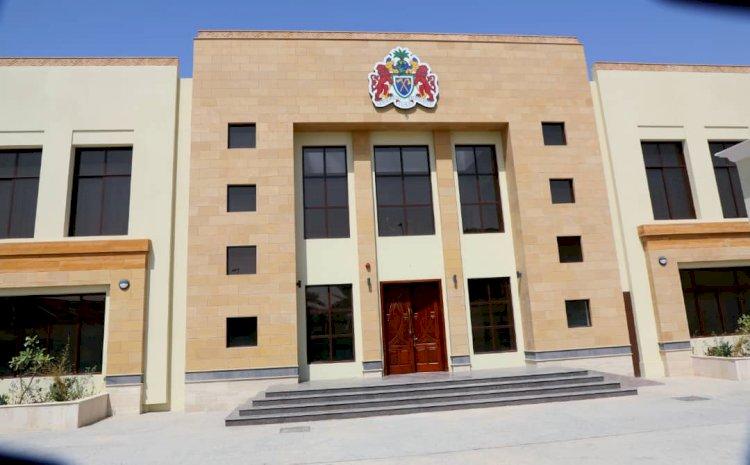 President Barrow inaugurates 200 million dalasis Gambia Embassy building in Saudi Arabia