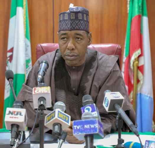 Zulum Visits Agriculture Minister, Allocates Land For Ruga Project In Borno
