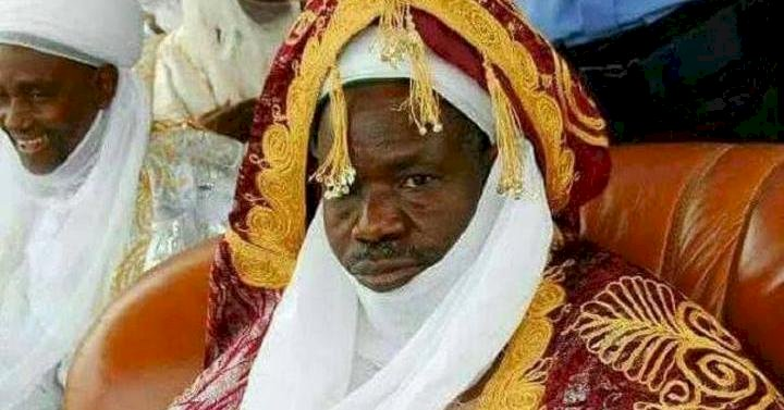OPEN LETTER TO THE EMIR OF MURI ( NEC-JMKHY