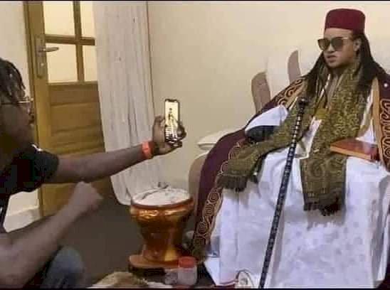 Senegalese man promises to divide Mediterranean sea, guest media say