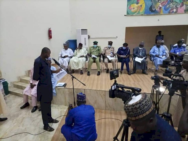 FUDECO yobe state chapter presents fulbe development priorities to the state government