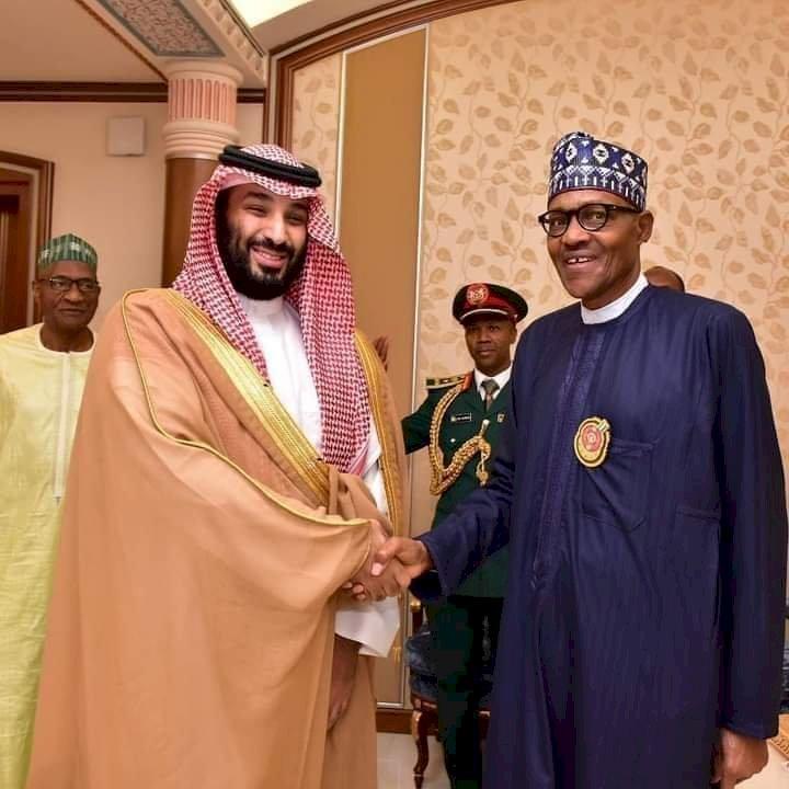Saudi Arabia Cut Oil Production To Help Nigeria, Says Buhari
