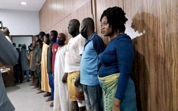 BREAKING:Igboho aides: Armed robbers hijack DSS case file -Lawyer