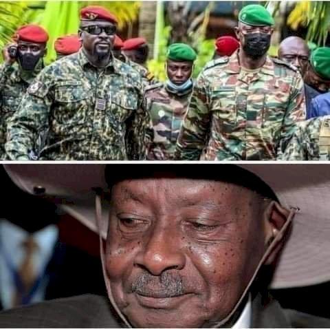 Col. Mamady Doumbouya of Guinea sends a warning to Uganda's Dictator Museveni!