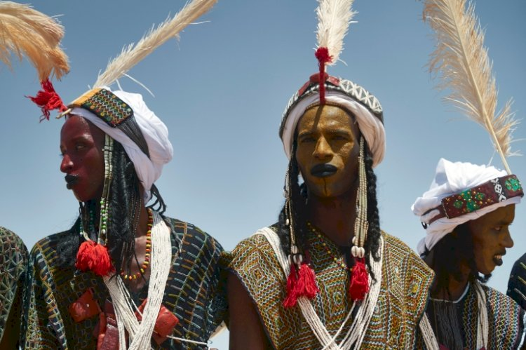 Niger's nomadic herders get together to celebrate cultural ties