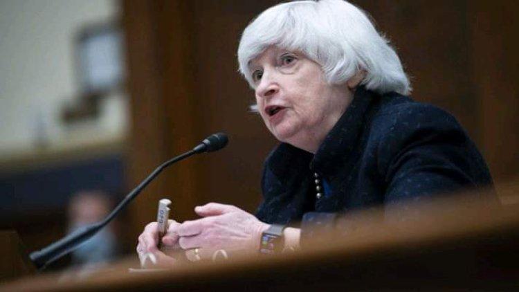 Yellen Warns US Debt Default Could Trigger Recession