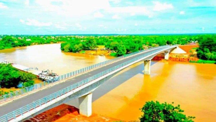 President Barrow officially named Basse- Wuli Bridge — Samba Juma bridge —and here is what inspired the name!