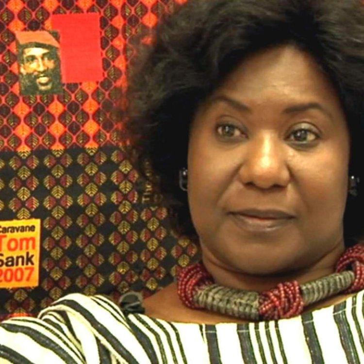 Forgiveness comes from God, but justice is needed' says Mariam Sankara