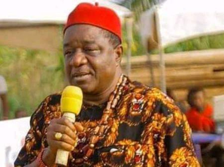 2023: 'Northerners Paid Your School Fees , Your Allegiance Is To Them ', Ohanaeze Slams Dokpesi