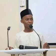 Meet a 17 year old literary genius from Gombe, Adamu Garko that wrote over 200 poems; he's often called the young Wole Soyinka.