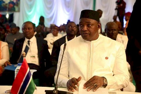 His Excellency, President Adama Barrow has called on the leaders of the regional body-ECOWAS, to address the issue of irregular migration as a major concern, citing the recent tragic boat accident off
