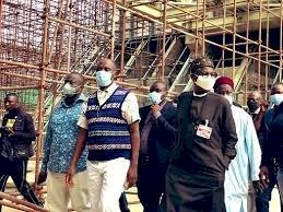 Lai Mohammed, Amaechi inspect Lagos-Ibadan rail project