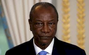 Guinea's Conde Accepts Nomination To Seek Third Term
