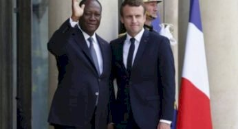 Presidential election in Ivory Coast: Macron asked Ouattara to step down