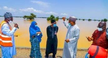 BUHARI PLEDGES FEDERAL GOVERNMENT SUPPORT TO KEBBI FLOOD VICTIMS – NANONO